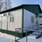 Модульное здание ФАП для ГБУЗ РБ Аскинская ЦРБ Республики Башкортостан